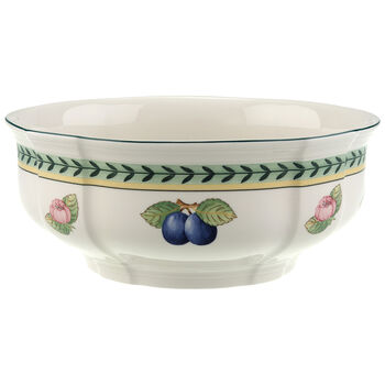 French Garden Fleurence Round Bowl 8 1/4 in