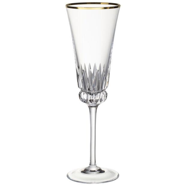 Grand Royal Gold Flute Champagne 7.5 oz, , large