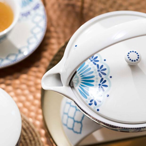 Tea Passion Medina 4 Person Teapot with Filter 33.75 oz, , large