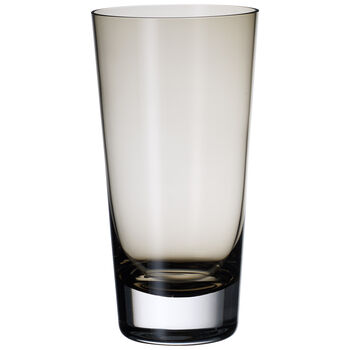 Colour Concept Highball Glass, Smoke 6 1/4 in