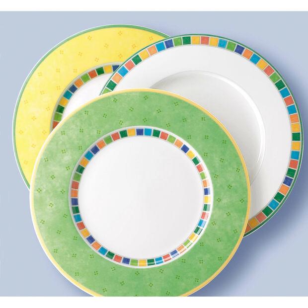Twist Alea Verde Dinner Plate 10 1/2 in, , large