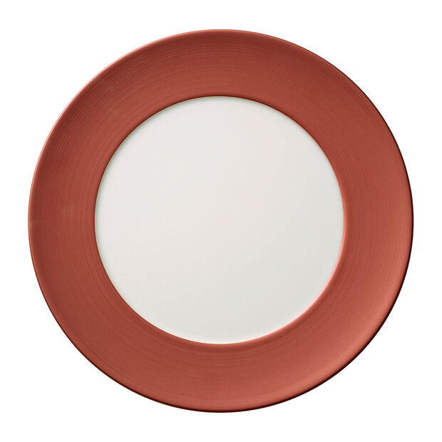 Manufacture Glow Gourmet/Buffet Plate 12.5 in, , large