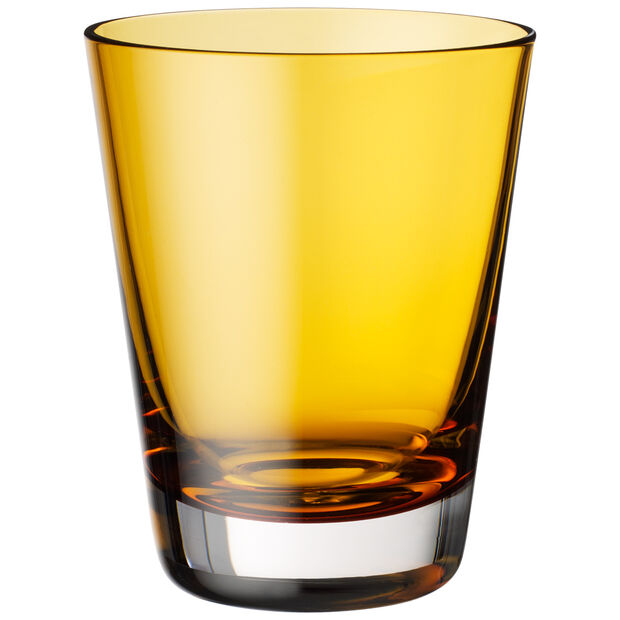 Colour Concept Tumbler, Amber 4 1/4 in, , large