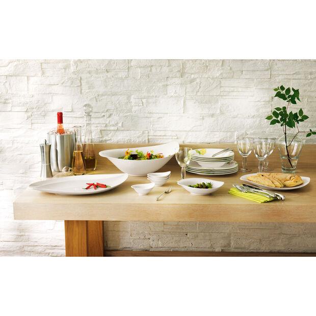 New Cottage Serve & Salad Deep Bowl 8 1/4 in, , large