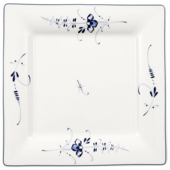 Old Luxembourg Square Salad Plate 8.25 in