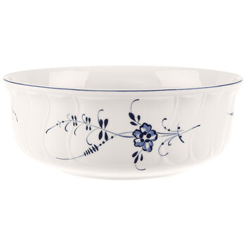 Old Luxembourg Round Bowl 8 in