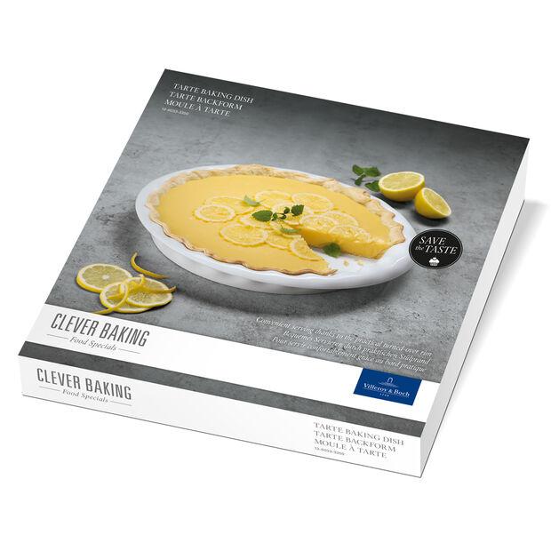 Clever Baking Tarte Baking Dish (40.5 oz) 12.25x2 in, , large