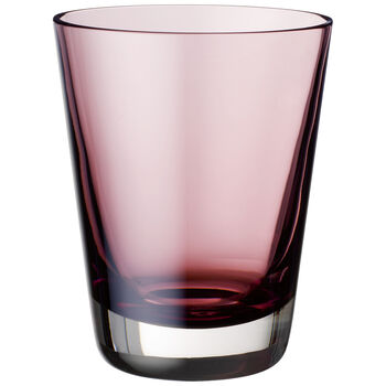 Colour Concept Tumbler, Burgundy 4 1/4 in