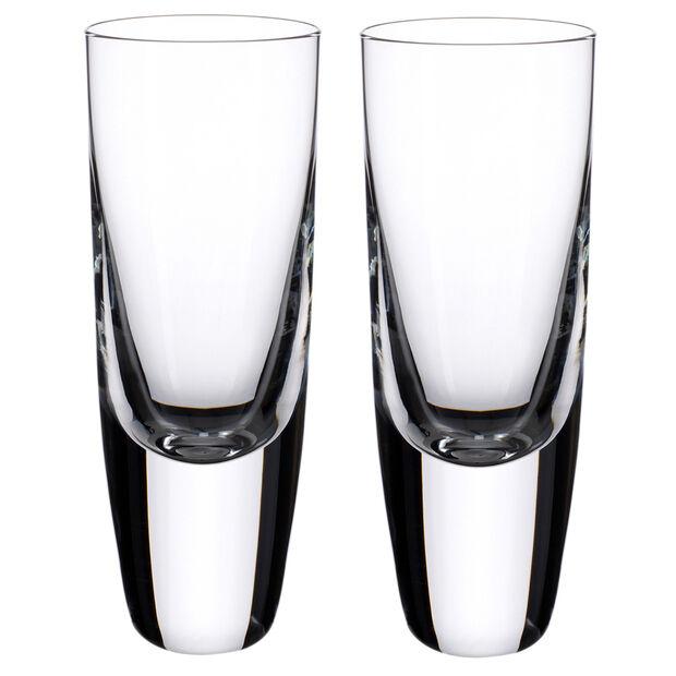 American Bar - Straight Bourbon Shot Glasses, Set of 2 5 1/2 in, , large