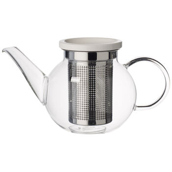 Artesano Hot&Cold Beverages Teapot with Strainer : Small 17 oz