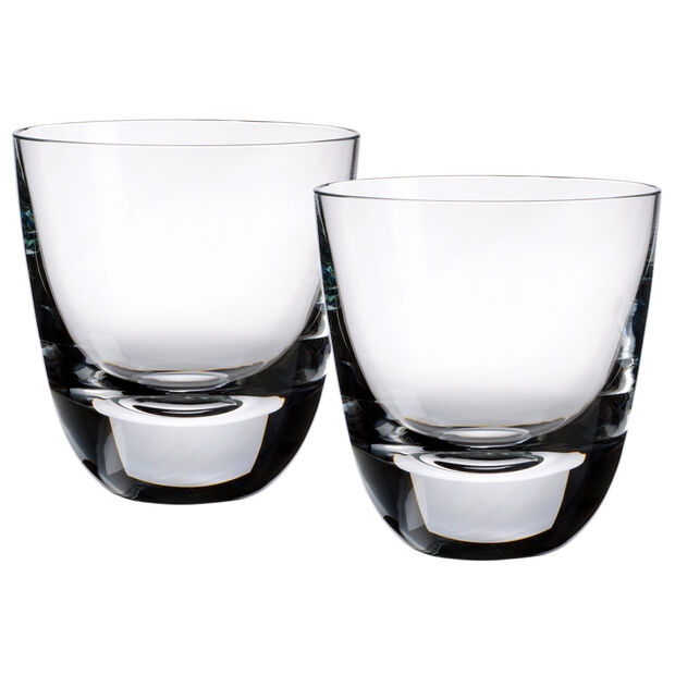 American Bar - Straight Bourbon Old Fashioned Glasses, Set of 2 4 in, , large