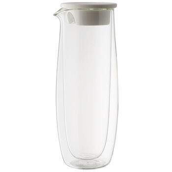 Artesano Hot Beverages Glass Carafe with Lid 33 3/4 oz