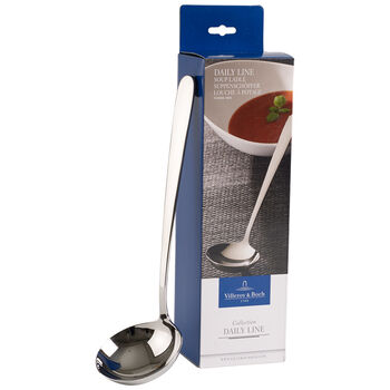 Daily Line Soup Ladle 12 in