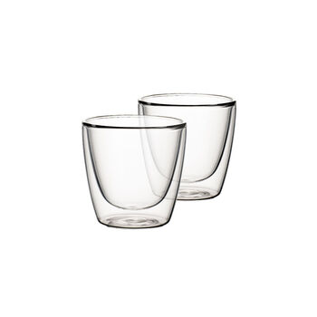 Artesano Hot Beverages Tumbler : Medium-Set of 2 7.5 oz