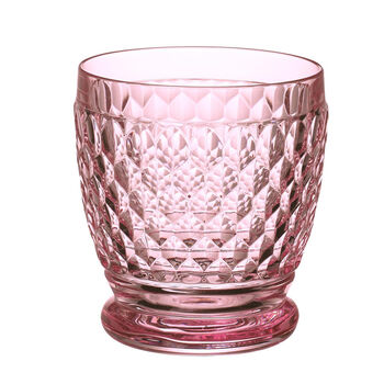 Boston Colored Double Old Fashioned : Rose 4 in