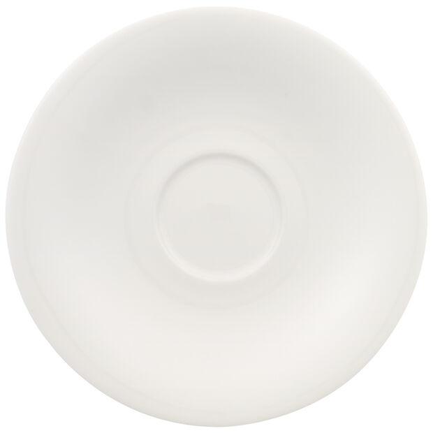 New Cottage Basic Teacup Saucer 6 1/4 in, , large