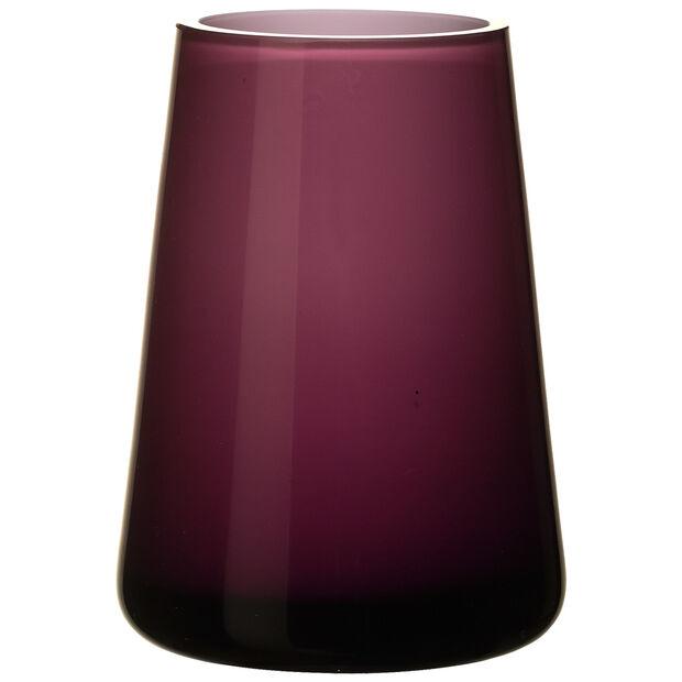 Numa Mini Vase : Soft Raspberry 4.75 in, , large