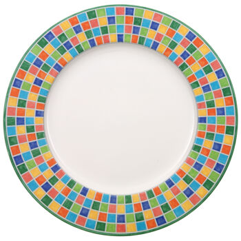 Twist Alea Limone Buffet Plate 12 in