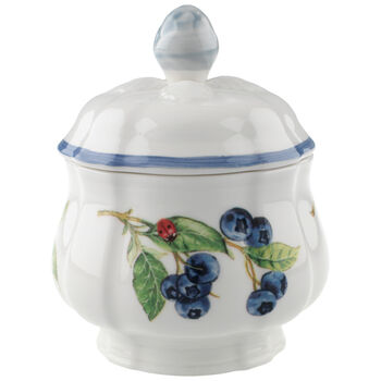 Cottage Sugar Bowl 6 3/4 oz