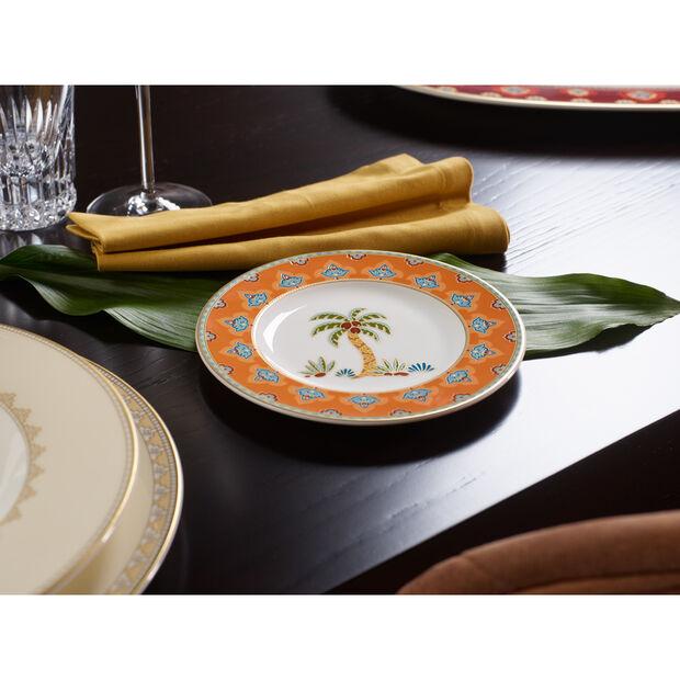 Samarkand Mandarin Bread & Butter Plate 6 1/4 in, , large