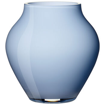 Orondo Mini Vase : Mellow Blue 4.75 in