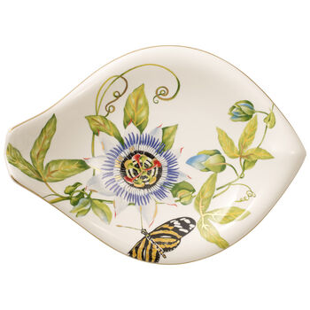 Amazonia Leaf Bowl 10x7.75 in