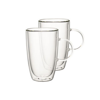 Artesano Hot Beverages Cup : Extra Large-Set of 2 15.25 oz