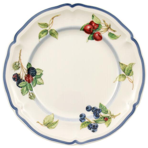 Cottage Appetizer/Dessert Plate 6 1/2 in, , large