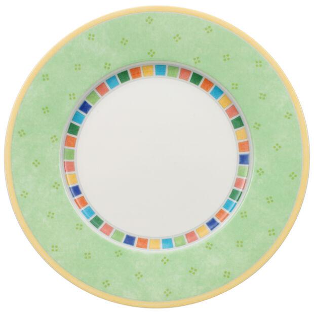 Twist Alea Verde Salad Plate 8 1/4 in, , large