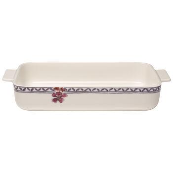 Artesano Provencal Lavender Baking Rectangular Baking Dish 11.75 in