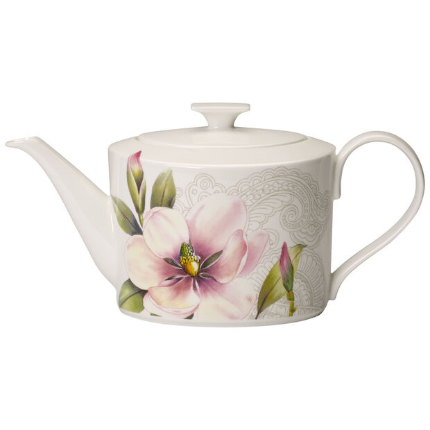 Quinsai Garden Teapot 40.5 oz, , large