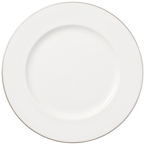 Anmut Platinum No. 1 Round Platter 12 1/2 in, , large