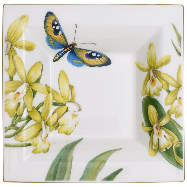 Amazonia Gifts Square Bowl 5.5 in, , large