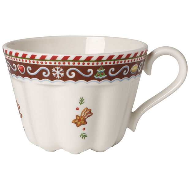 Winter Bakery Delight Small Baking Bundt Cup : Gingerbread, , large