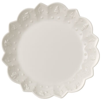 Toys Delight Royal Classic Shallow Large Bowl 9.5 in