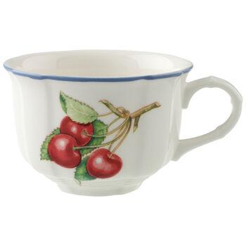 Cottage Teacup 6 3/4 oz
