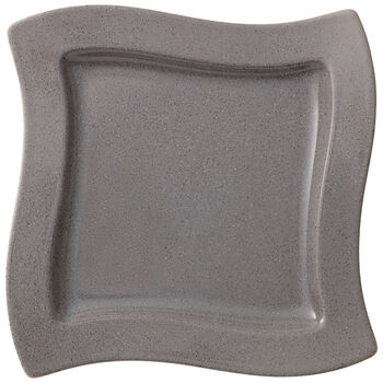 NewWave Stone Square Salad Plate 9.5 in