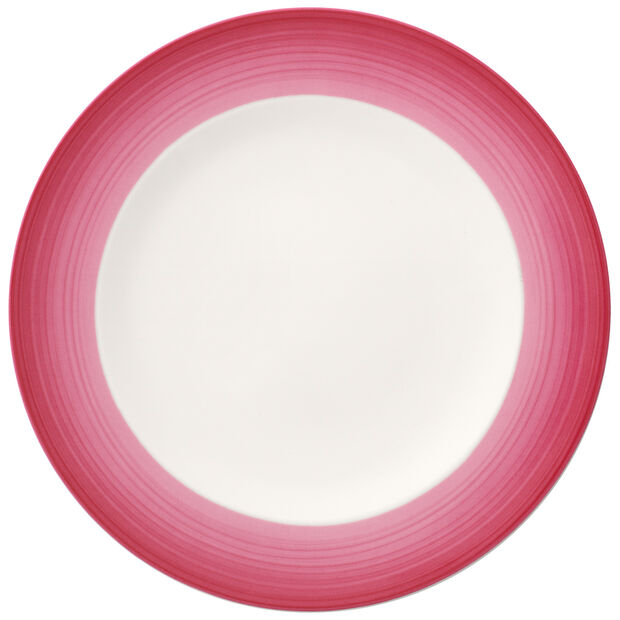 Colorful Life Berry Fantasy Dinner Plate 10.5 in, , large