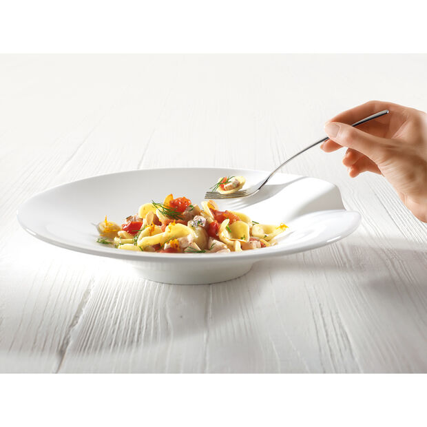 Pasta Passion Large Pasta Plate : Set of 2 12 in, , large