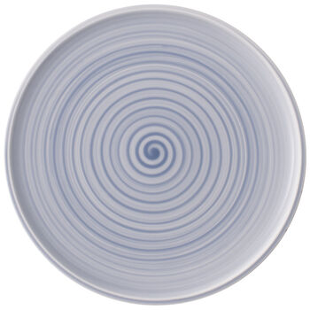Artesano Nature Bleu Buffet/Pizza Plate 12.5 in