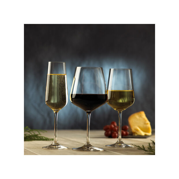Ovid White Wine : Set of 4 8.5 in, , large