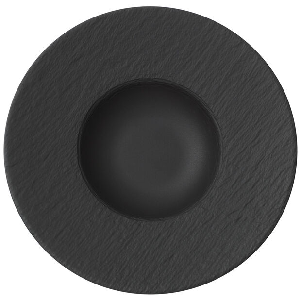 Manufacture Rock Pasta Plate 11.5 in, , large