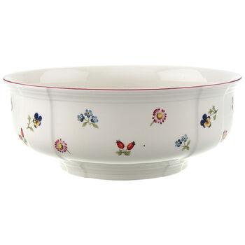 Petite Fleur Round Bowl 9 3/4 in