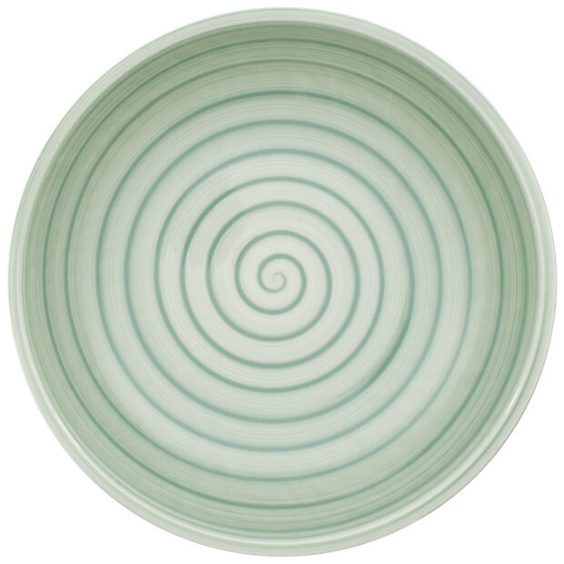 Artesano Nature Vert Pasta Bowl 9 in, , large