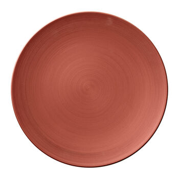 Manufacture Glow Gourmet/Buffet Plate Coupe 12.5 in