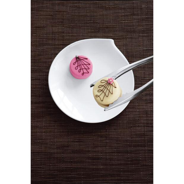 Flow Appetizer/Dessert Plate 7 3/4 in, , large