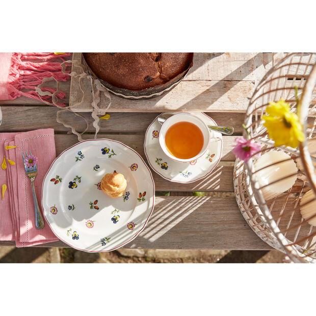 Petite Fleur Teacup 7 1/2 oz, , large