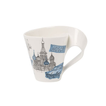 Cities of the World Mug : Moscow 10.1 oz