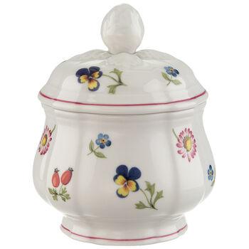 Petite Fleur Sugar Bowl 7 1/2 oz