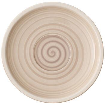 Artesano Nature Beige Tea Cup Saucer 6.25 in